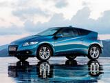 Photos of Honda CR-Z (ZF1) 2010–12