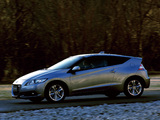 Pictures of Honda CR-Z JP-spec (ZF1) 2010–12