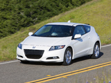 Pictures of Honda CR-Z US-spec (ZF1) 2010