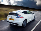 Pictures of Honda CR-Z UK-spec (ZF1) 2012
