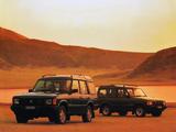 Honda Crossroad (LJ) 1993–98 pictures