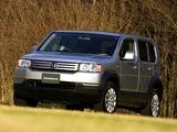 Honda Crossroad (RT) 2007–10 images