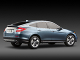 Honda Crosstour Concept 2012 wallpapers