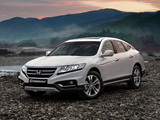 Honda Crosstour RU-spec 2013 photos