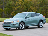 Honda Crosstour 2009 wallpapers