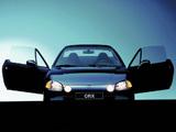 Pictures of Honda CRX (EG) 1995–98