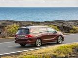 Honda Odyssey 2017 images