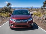 Honda Odyssey 2017 photos