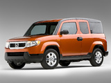 Honda Element (YH2) 2003–06 pictures