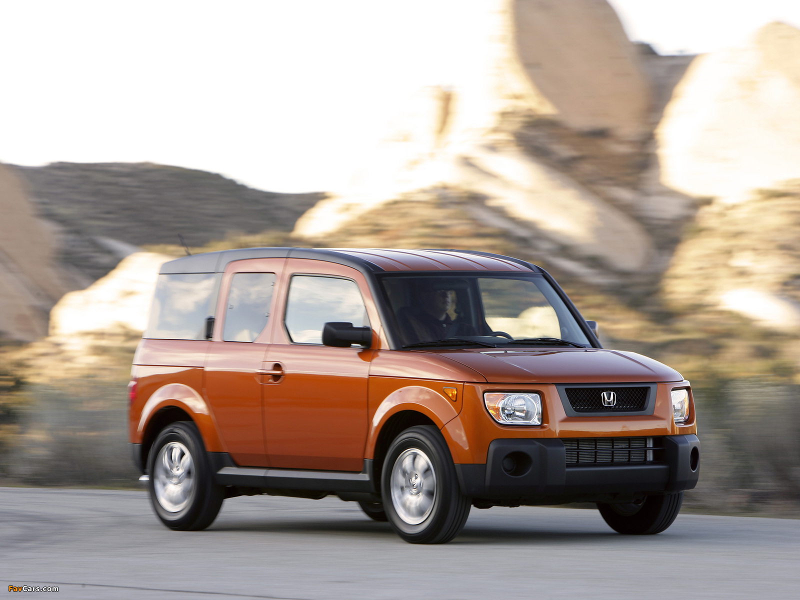 Honda Element EX-P (YH2) 2006–08 photos (1600x1200)