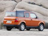 Honda Element EX-P (YH2) 2006–08 pictures
