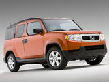 Images of Honda Element EX North America (YH2) 2008–2010