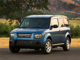 Photos of Honda Element EX (YH2) 2006–08