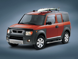 Pictures of Honda Element (YH2) 2003–06