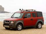 Honda Element (YH2) 2003–06 wallpapers