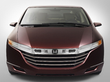 Honda FCX Concept 2006 pictures