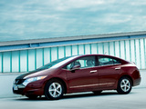 Images of Honda FCX Clarity 2008