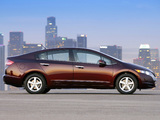 Pictures of Honda FCX Clarity 2008