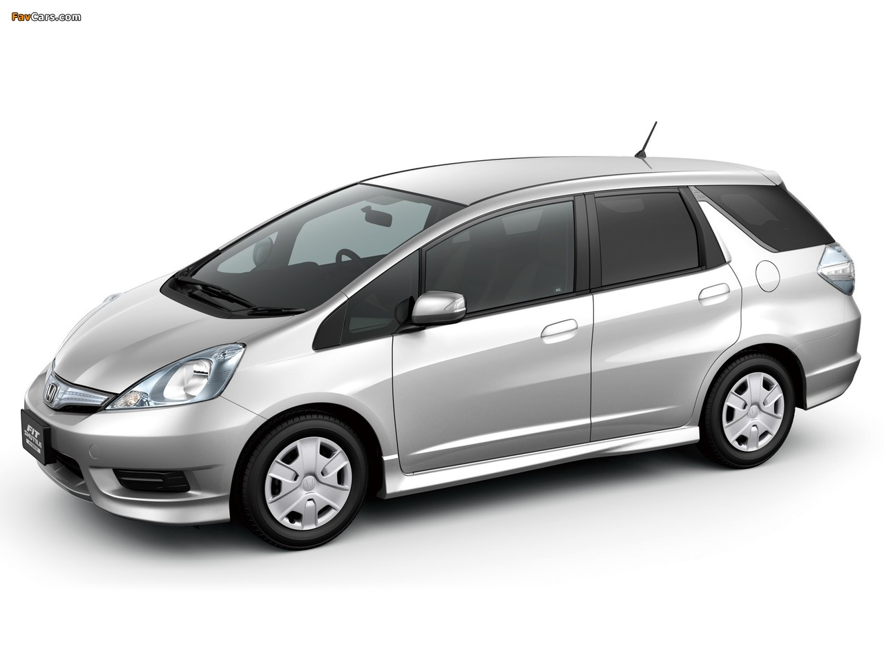 Used 2011 HONDA FIT SHUTTLE 15X S PACKAGE/DBA-GG7 for Sale