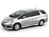 Honda Fit Shuttle Hybrid (GP2) 2011 pictures