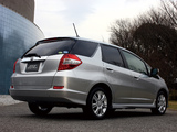 Honda Fit Shuttle (GG) 2011 images