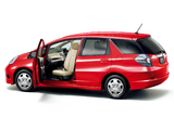 Images of Honda Fit Shuttle Hybrid (GP2) 2011