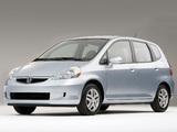 Honda Fit US-spec (GD) 2006–08 photos
