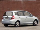Honda Fit US-spec (GD) 2006–08 wallpapers