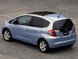 Honda Fit (GE) 2007–09 images
