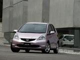 Honda Fit (GE) 2007–09 photos