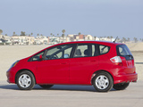 Honda Fit US-spec (GE) 2008 images