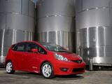 Honda Fit Sport US-spec (GE) 2008–11 images
