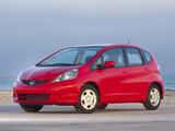 Honda Fit US-spec (GE) 2008 photos