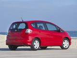 Honda Fit US-spec (GE) 2008 wallpapers