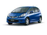 Honda Fit RS (GE) 2008–09 wallpapers