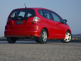 Honda Fit US-spec (GE) 2008 wallpapers