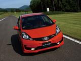Honda Fit RS (GE) 2009 images