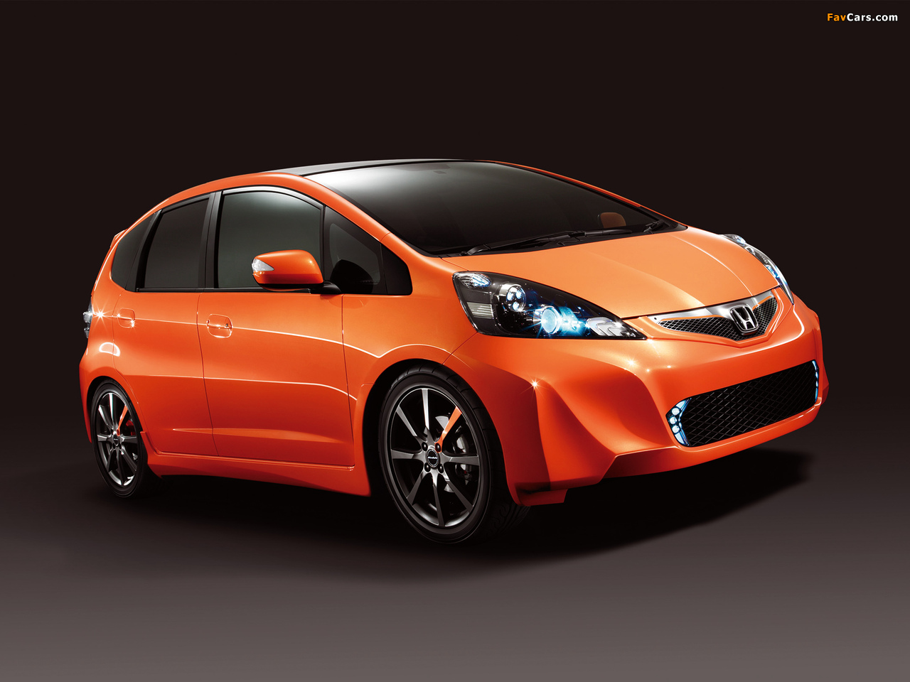 Modulo Sports Honda Fit RS Concept (GE) 2009 images (1280 x 960)
