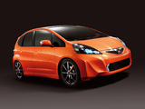 Modulo Sports Honda Fit RS Concept (GE) 2009 images