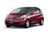 Honda Fit (GE) 2009 pictures