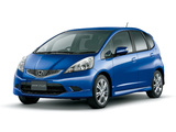 Honda Fit RS (GE) 2009 pictures