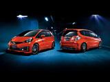 Mugen Honda Fit RS (GE) 2009 wallpapers