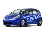 Honda Fit EV Concept (GE) 2010 images