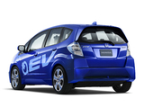 Honda Fit EV Concept (GE) 2010 pictures