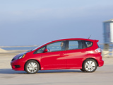 Honda Fit Sport US-spec (GE) 2011 photos