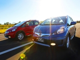 Honda Fit Twist (GE) 2012 images