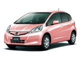 Honda Fit She`s (GE) 2012 photos