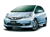 Honda Fit Hybrid RS (GP1) 2012 pictures