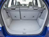 Honda Fit EV US-spec (GE) 2012 pictures