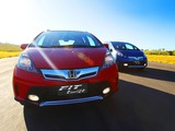 Honda Fit Twist (GE) 2012 pictures